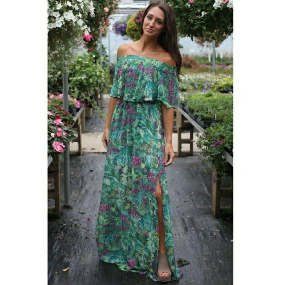 fd4e4be6c7 Show Me Your Mumu Rainforest Cafe Hacienda Maxi